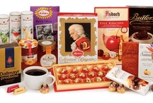 Gift Basket Food Components / Specialty foods, confections and products that work well in gourmet gift baskets!