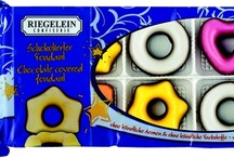 Riegelein Confiserie / Riegelein Fine Candies & Biscuits imported from Germany from Gourmet International   www.Gourmetint.com