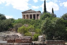 Athens Monuments
