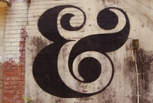 Ampersand / Because ampersands are typographic candy.