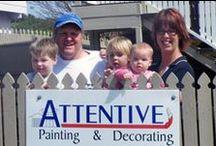 Brisbane Painter / Attentive Painting is a Brisbane Painter.