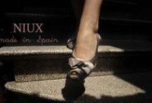 NIUX Alpargatas - Para Ella / NIUX es una marca de alpargatas inspirada en el concepto de slow life, para quienes quieren vivir sus ideales, dar tiempo a las cosas importantes, para quienes, como nosotros, disfrutan de las pequeñas cosas de la vida paso a paso. En NIUX creemos en un estilo de vida basado en lo que vivimos y lo que amamos  Contacto: ventas@niux.es   www.facebook.com/niuxalpargatasespanolas.