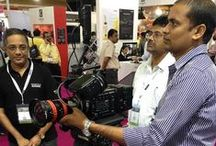 Angénieux at Broadcast India 2013 / Broadcast India 2013 was a very special edition for Angénieux since the exhibition was the first presentation of the new OPTIMO DP 25-250 after IBC.