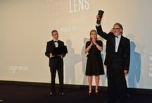 Cannes 2014 - Ceremony - Pierre Angenieux ExcelLens in Cinematography - Vilmos Zsigmond