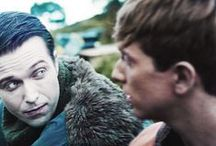 In The Flesh / The serie with one of my favorite otp in the world :'3 Simon Monroe & Kieren Walker  ♥