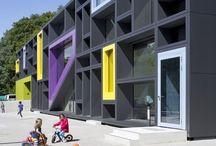 Archi / J'aime l'architecture