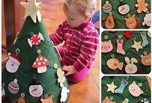 Adventní kalendar / Vánoce