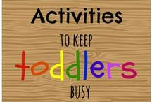 Kids and Their Activities / Toddlers and little kids. Kids activities, toys and books.   #kids #toddler #toys