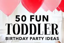 Party Ideas for Kids / Birthday party ideas for kids.   #birthday #party #birthdayparty