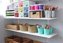 Craft Rooms / Craft rooms that will inspire you