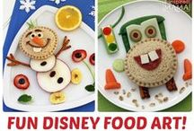 Food Art for Kids / Creative food art for kids meals.   #foodart #food #kids #meal