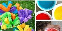Crafty Kids Corner / Crafts for kids