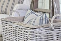 RUSTIC BASKETS