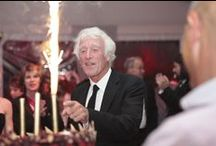 Cannes 2015 - Gala Dinner - Pierre Angenieux Excellens in Cinematography - Roger Deakins / Photo Credits : Pauline Maillet, Armando Roch