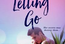 Letting Go / Letting Go is my first book. Yay! It was also a 2014 Golden Heart finalist.