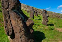 Chili - île de Pâques / Mon voyage tant rêvé
