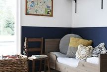 Boys Bedrooms / Inspiration for boys rooms