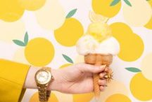 Happiness / just all the things that we love at Design wonderlab: playful and cheerful!