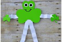 St. Patrick's Day | Holiday Ideas / Inspiration for St. Patricks Day (crafts, DIY, decor, gifts)