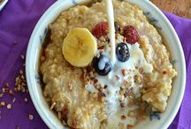 Oatmeal Obsession!!! / It's all about the Oats!