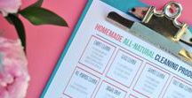Homemaking Tips & Tricks | Home Management + Printables / Homemaking binder, homemaker schedule, homemaker oldfashioned, homemaking skills, home organizing, home decor, home planning, home management, home management binder, home management printables