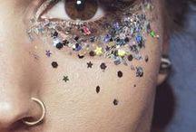 Livet är en glitterfest