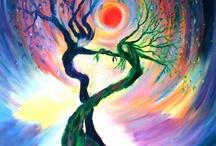 Inspiring Art / Art from the Heart
