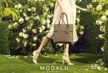 Modalu: Campaign / Modalu's campaign imagery from past to present.