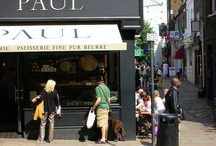 Shops & Cafes
