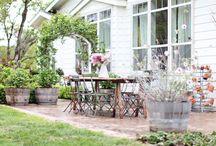 Garden & Exterior
