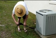 Air Conditioning 101 / Everything (and more) you ever wanted to know about HVAC. / by Indoor Weather Professionals