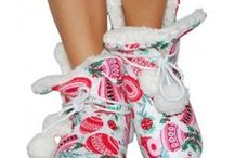 Booties & Footies / You will love these Booties and Footies. http://www.sleepyheads.com/slippers.html