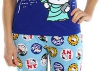 Hello Kitty Pajamas / There's no doubt any girl would love to sleep in our cute and chic Hello Kitty Pajamas. http://www.sleepyheads.com/brands/hello-kitty.html