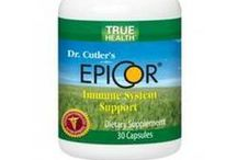 EpiCor Products / Products with EpiCor in them to boost your immunity all year long!