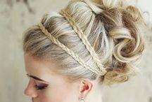 Bridal hair / by Jasmina Marco