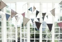 Bunting, Banners & Flags