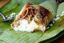 Malaysian Breakfast / www.christinaarokiasamy.com