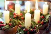 Quelques idées de déco pour Noël!