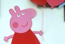 Peppa Pig / Cumpleaños Peppa pig