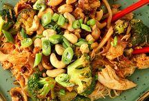 Stir-Fry Recipes / www.christinaarokiasamy.com