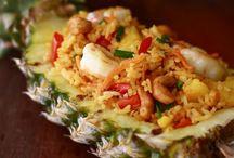 Fried Rice Recipes / www.christinaarokiasamy.com