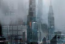 Cyberpunk and Sience Fiction / #cyberpunk #SF