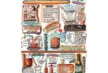 Beer Art, Trivia, Recipes & More! / Fun beer stuff, recipes, art and quotes