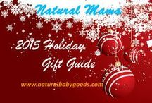 2015 Holiday Gift Guide / Gift Ideas for 2015 Holiday Season