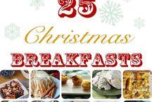 Christmas Morning Breakfast Recipes