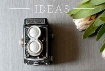 Photo : se motiver ! / Des idées pour être toujours inspiré et motivé!  Des challenges, des cours en ligne, des articles pour trouver la motivation et de nouveaux projets photographiques.