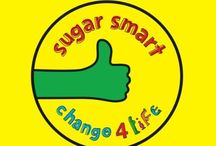 How much sugar? / An app to download on your phone to help raise awareness