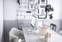 Déco * Bureaux - workspace-  inspirants *