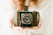 Des appareils photo Vintage