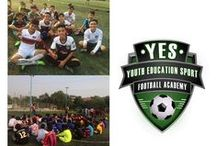 Youth Education Sport Football Academy / The YOUTH EDUCATION SPORT Football Academy provides a free 12 month program to male youths offering quality football training, life skills/moral education, support... the opportunity at a brighter future.